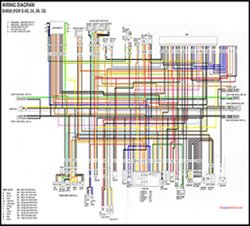 Color Wiring Diagrams